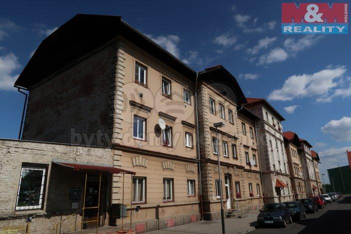 Prodej, byt 2+1, 58 m2, OV, Žatec, ul. Jana Herbena