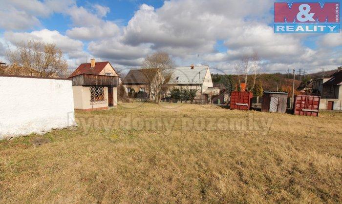 Prodej, stavební pozemek, 933 m2, Kladno, ul. Horymírova