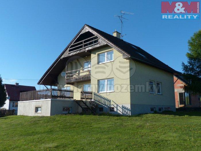 Prodej, rodinný dům 6+kk, 1446 m2, Lomnice nad Popelkou
