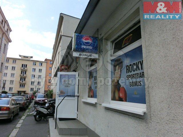 Pronájem, bar, 120 m2, Ústí nad Labem, ul. Spojovací