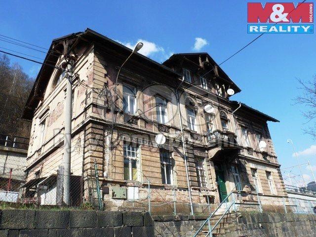 Prodej, nájemní dům, Děčín