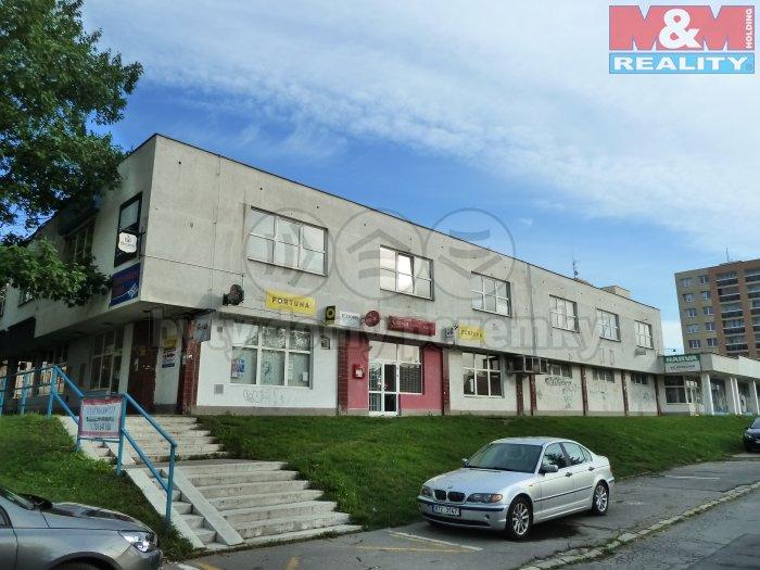 Pronájem, sklad, 388 m2, Ostrava - Zábřeh, ul. Zimmlerova