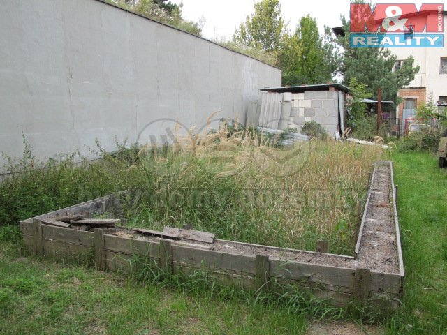 Prodej, zahrada, 250 m2, Praha 4 - Modřany, ul. Točenská