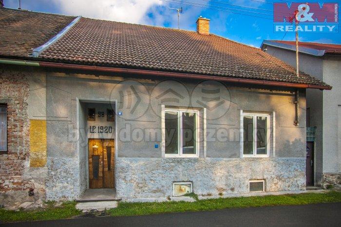 Prodej, rodinný dům, 100 m², Močovice