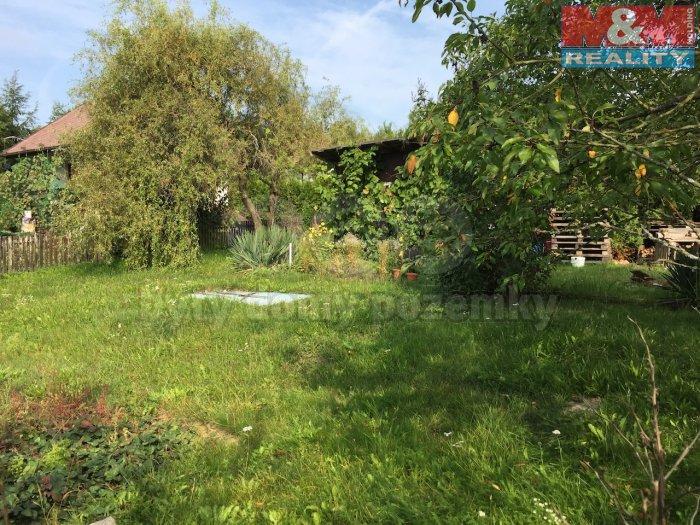 Prodej, zahrada, Tábor, ul. Ke Chlumu