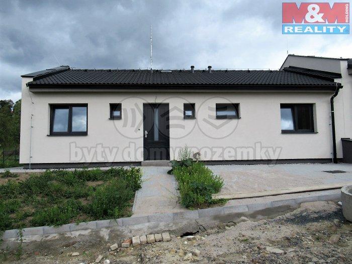 Prodej, rodinný dům, 85 m2, Nové Strašecí, ul. Na Pískách