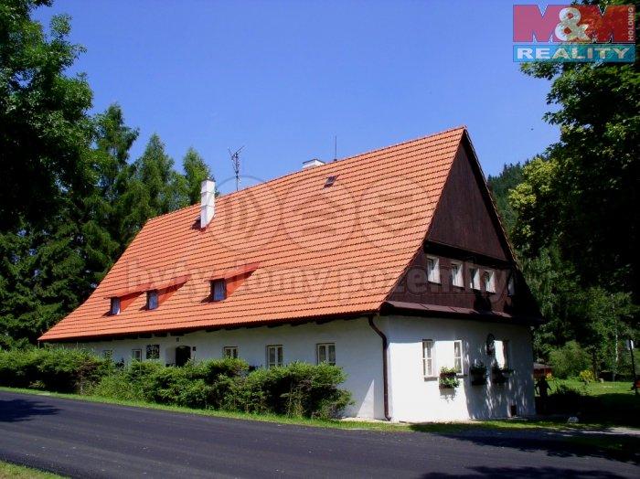 Prodej, penzion, 4387 m2, Malá Morávka, Bruntál