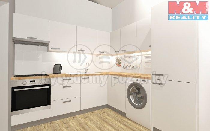 Prodej, byt 2+1, 48 m2, Praha 2 - Nové Město