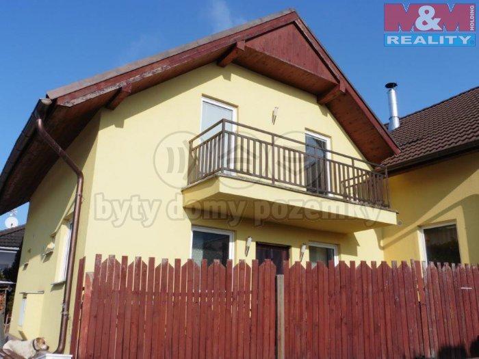 Pronájem, rodinný dům 3+kk, 110 m2, Průhonice