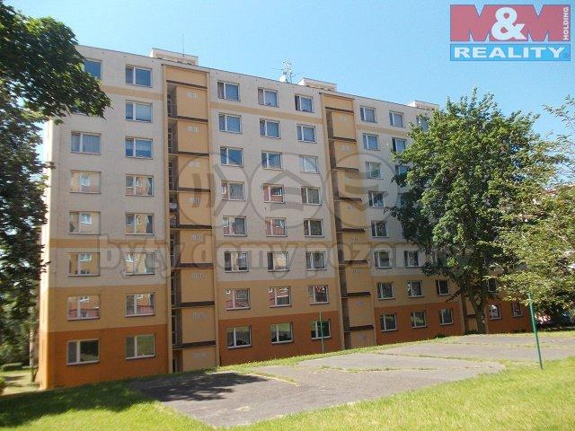 Pronájem, byt 1+kk, 21 m2, OV, Ústí nad Labem, ul. SNP