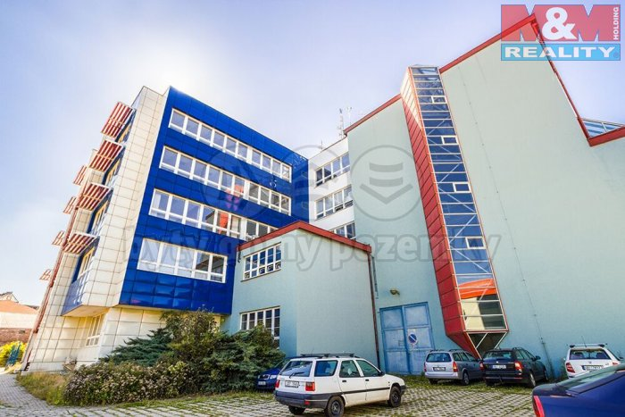 Pronájem, kancelářské prostory, 45 m2, Praha - Uhříněves