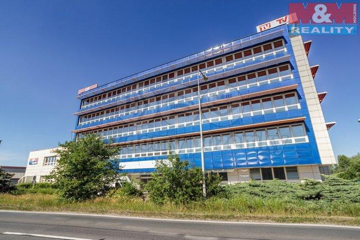 Pronájem, kancelářské prostory, 800m2, Praha - Uhříněves