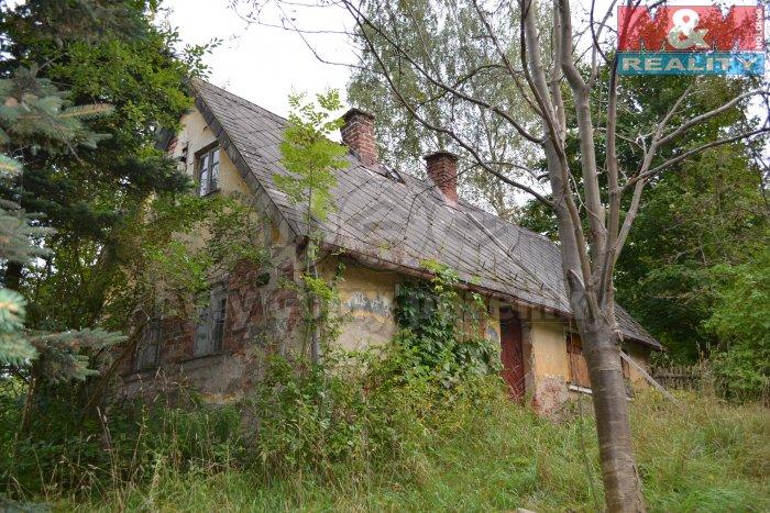 Prodej, pozemek, 1275 m2, Jablonec n/N, ul. Prosečská