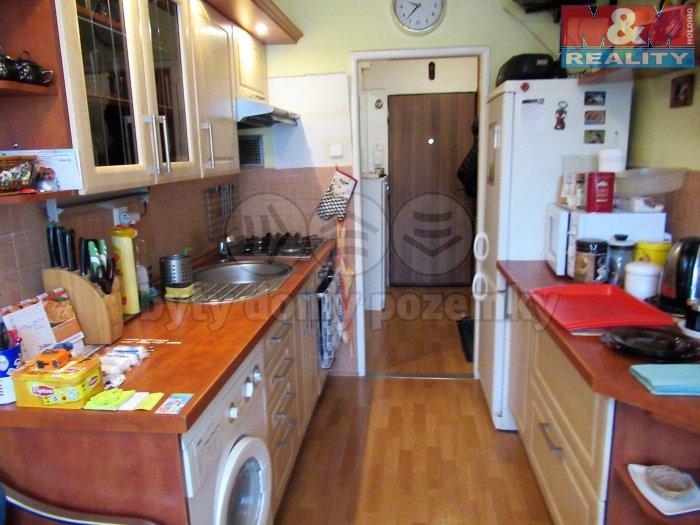 Prodej, byt 3+1, 80 m2, Kladno, ul. Plzeňská