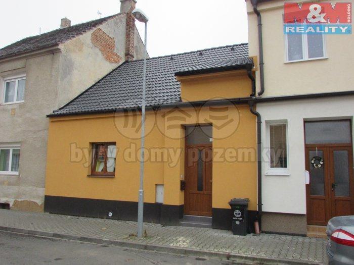 Prodej, rodinný dům 2+1, 90 m2, Plzeň, ul. Jiráskova