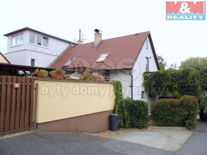 Prodej, rodinný dům, 262 m2, Praha 4 - Točná