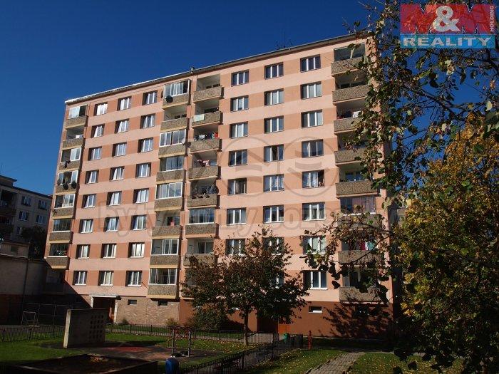 Prodej, byt 2+1, 54 m2, PV, Louny, ul. Kosmonautů