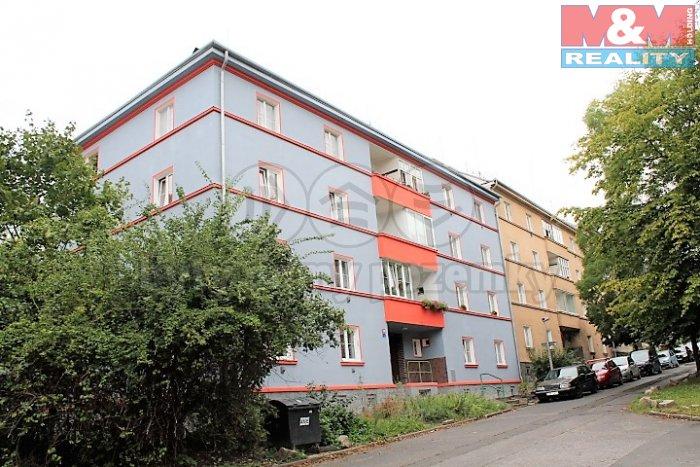 Pronájem, byt 2+kk, 55 m2, Ústí nad Labem, U Městských domů