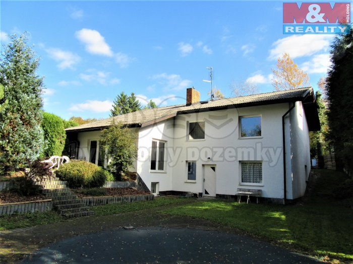Prodej, rodinný dům, 267m2, 7+1, Nad Štolou, PLzeň