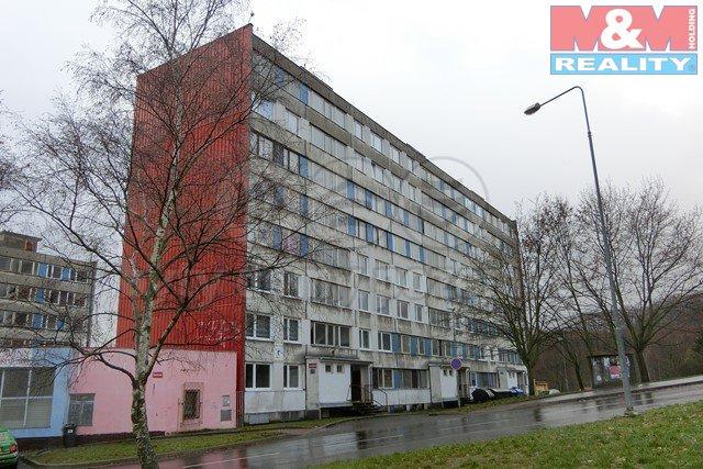 Pronájem, byt 3+1, 55 m2, OV, Litvínov - Janov, ul.Gluckova
