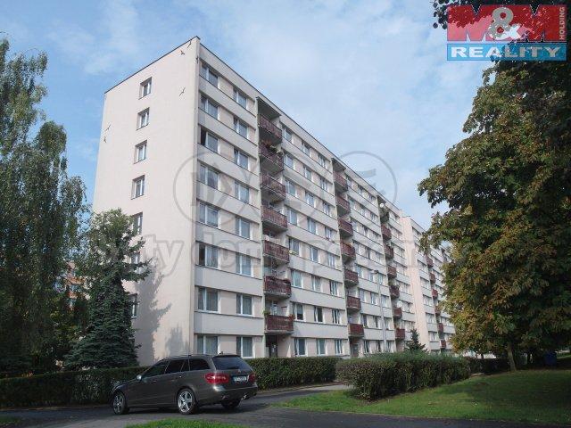 Pronájem, byt 3+1, 55 m2, OV, Ústí nad Labem, ul. Svojsíkova
