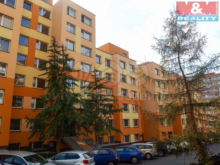 Prodej, byt 3+1, 77m2, Praha 10 - Záběhlice, ul. Aubrechtové