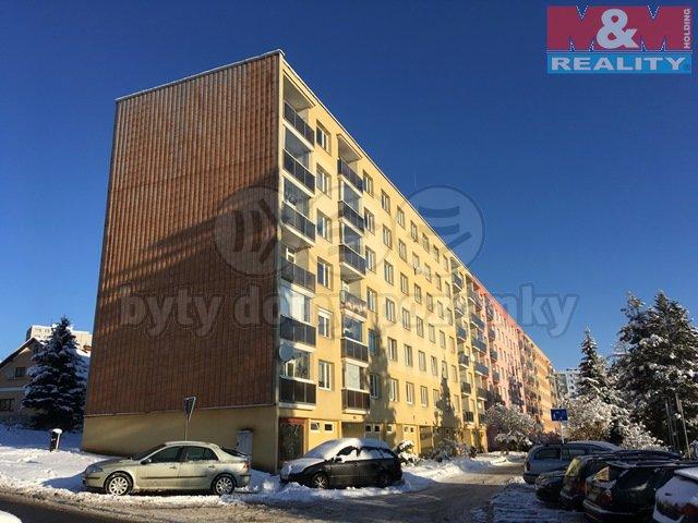 Prodej, byt 3+1, OV, 64 m2, Liberec, ul. Konopná