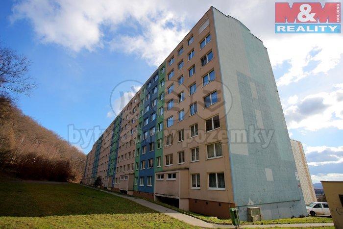 Pronájem, byt 4+1, 78 m2, DV, Litvínov, ul. Luční