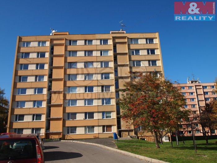 Prodej, byt 1+1, 37 m2, PV, Louny, ul. Josefa Schovánka
