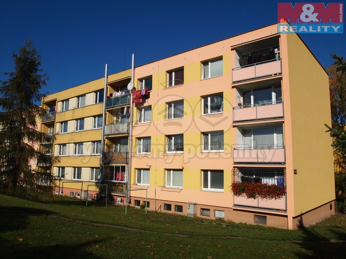 Prodej, byt 2+1, 60 m2, PV, Louny, ul. České armády