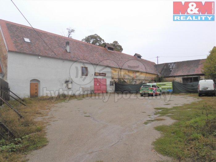 Prodej, obchodní objekt, 460 m2, Hrušovany nad Jevišovkou