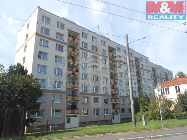 Prodej, byt 2+1, 60 m2, OV, Ústí nad Labem, ul. Zahradní