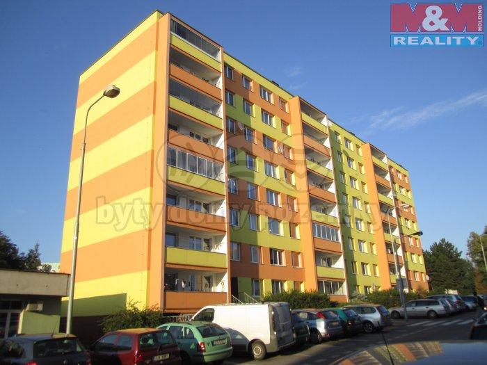 Prodej, byt 3+1, OV, Louny, ul.Husova