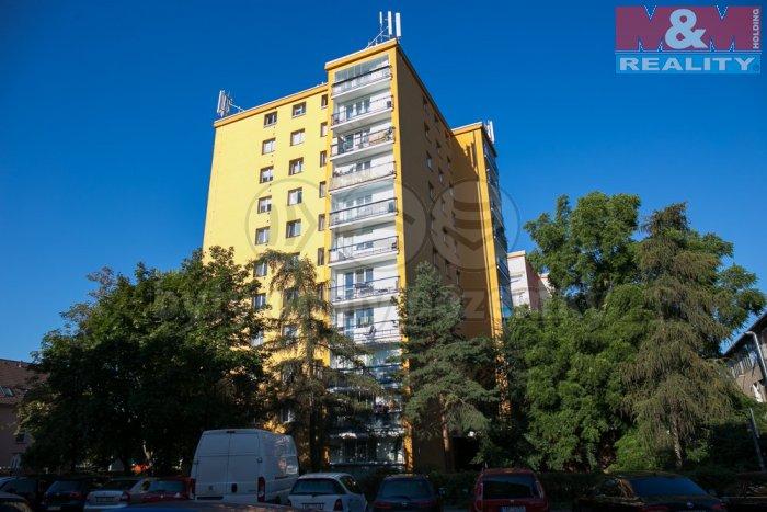 Prodej, byt 3+kk, 68m2, OV, Praha 9 Hloubětín, lodžie