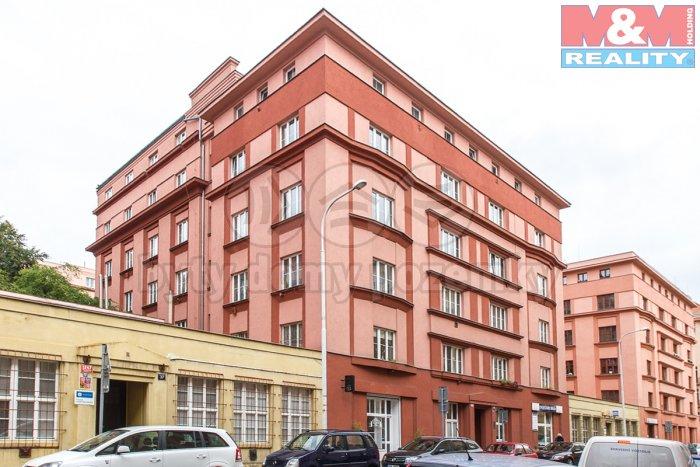Prodej, byt, 3+kk, 85 m2, Praha 7 - Přístavní ulice