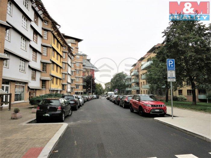 Pronájem, byt 2+kk, 90 m2, Praha 6 - Petřiny