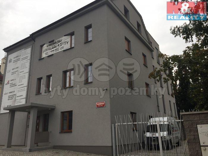Pronájem kancelářské prostory, 232 m2, Praha, Libeň