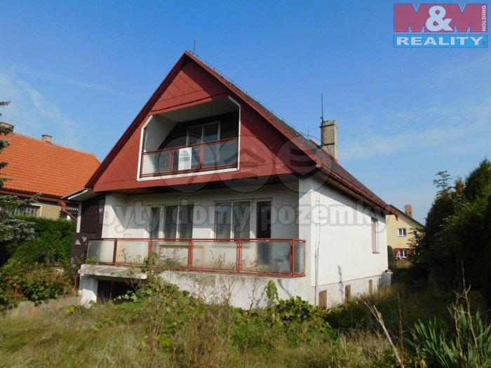 Prodej, Rodinný dům 97m2, Lužec nad Vltavou, okr. Mělník