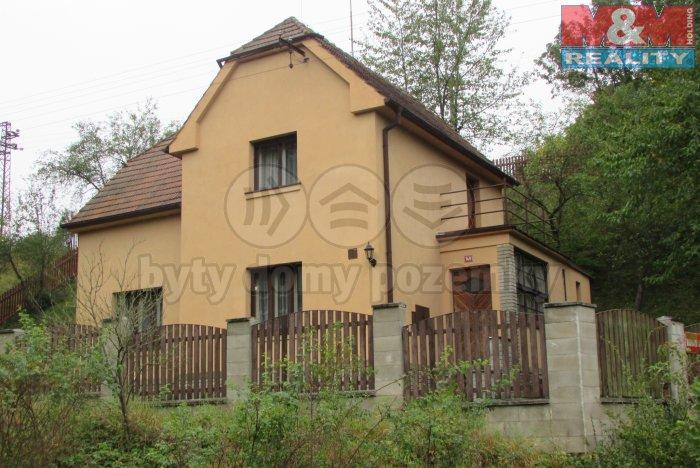 Prodej, rodinný dům 3+1, 90 m2, Městečko