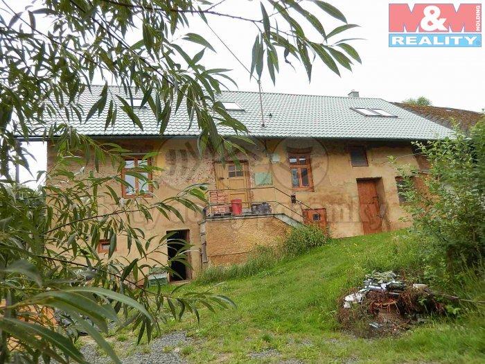 Prodej, zemědělská usedlost, 13071 m2, Slavíkovice