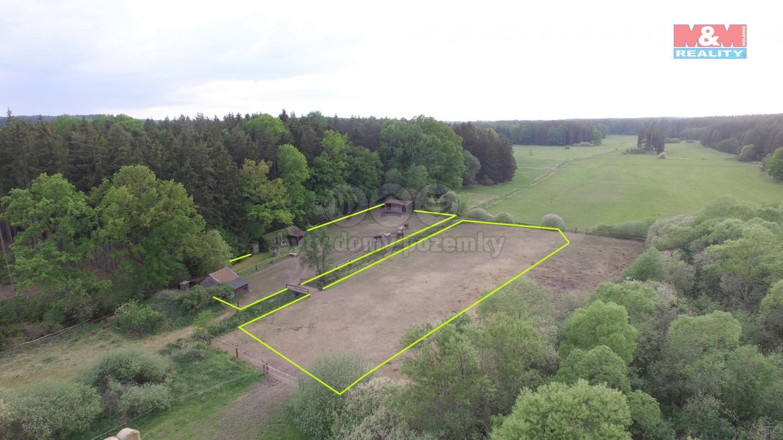 Prodej, pozemek, 4572 m2, Blatná