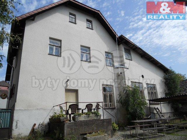 Prodej, rodinný dům, Šlapanov, Havlíčkův Brod