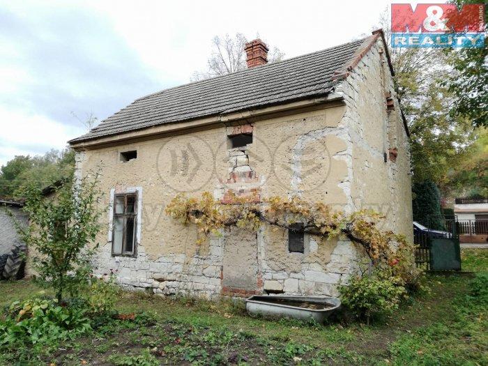 Prodej, rodinný dům 1+1, 48 m2, Lipno