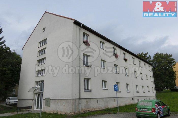 Pronájem, byt 2+kk, 68 m2, Litvínov, ul. Podkrušnohorská