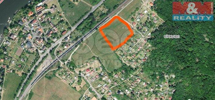 Prodej, pozemek, 13037 m2, Církvice