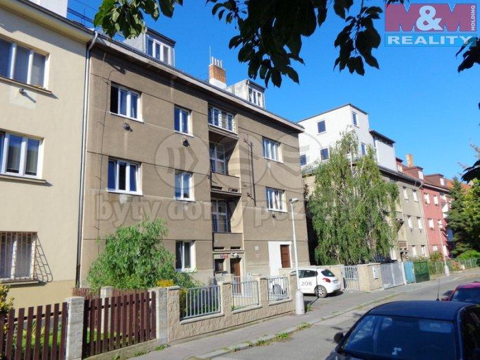 Prodej, byt 1+kk, 44 m2, Praha 4 - Braník, ul. Zelinářská