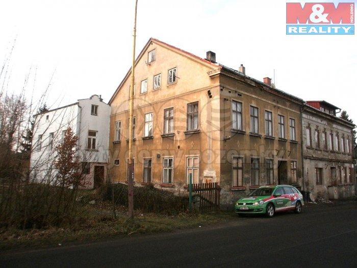 Prodej, bytový dům, Šluknov, Budišínská