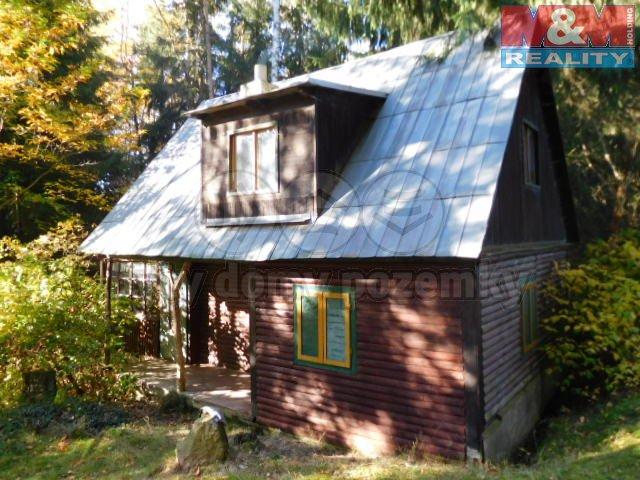 Prodej, chata, 2426 m2, Hamry u Hlinska