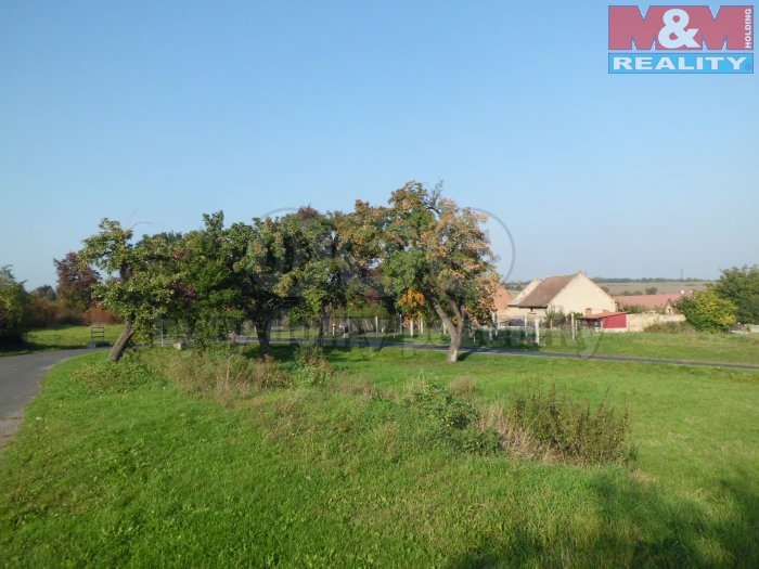 Prodej, stavební pozemek, 1382 m2, OV, Strupčice - Okořín