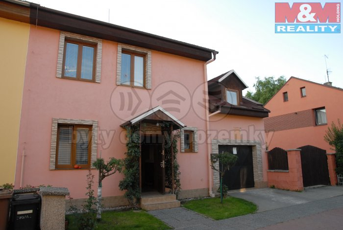 Prodej, rodinný dům 5+1, 150 m2, Olomouc, Nový Svět